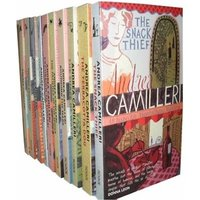 Inspector Montalbano 10 Book Collection
