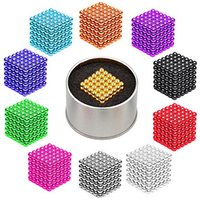 216-Piece Magnetic Puzzle Ball – Anti Stress!