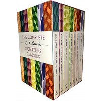 C. S. Lewis 7-Book Signature Classics Set