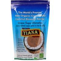Tiana Organic Crystallised Coconut Nectar 250g