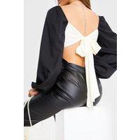 Black Bodysuits - Lorna Luxe Black