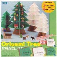 Tree Origami Paper