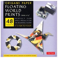 Floating World Prints Origami Paper, Small