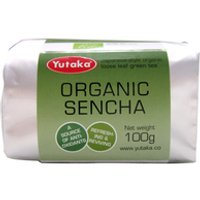 Yutaka Japanese Style Loose Organic Sencha Green Tea
