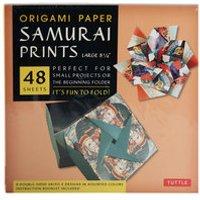 Samurai Prints Origami Paper, Large