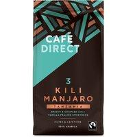 Cafedirect Kilimanjaro Roast and Ground Coffee - 227g