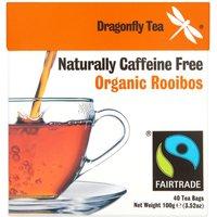 Dragonfly Fairtrade Organic Rooibos Tea