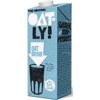 Oatly Oat Milk + Calcium 1l