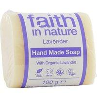 Faith in Nature Lavender Soap - 100g