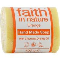 Faith in Nature Orange Soap - 100g