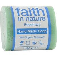 Faith in Nature Rosemary Soap - 100g