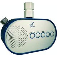 H2O Water Powered Shower Radio