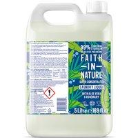 Faith in Nature Non-Bio Superconcentrated Laundry Liquid - 5 litre.