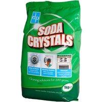 Soda Crystals 1kg Bag.
