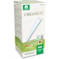 Organyc Super Applicator Tampons - Pack of 14