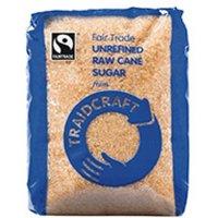 Traidcraft Fairtrade Raw Cane Sugar - 500g