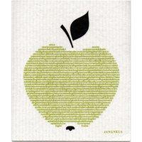 Jangneus Design Cloths - Green - Pack of 4.