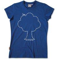 Silverstick Organic Cotton Womens Tree T-Shirt