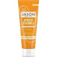 Jason Apricot Brightening Face Wash & Scrub - 128ml