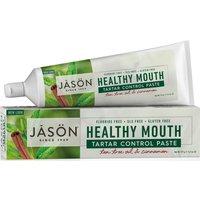 Jason Healthy Mouth Antiplaque & Tartar Control Toothpaste - 122g