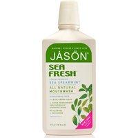 Jason Sea Fresh Strengthening Sea Peppermint Mouthwash - 473ml