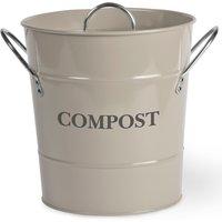 Compost Bucket 3.5L - Clay
