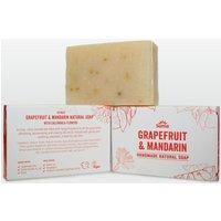 Suma Handmade Natural Soap - Grapefruit & Mandarin - 95g