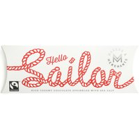 Makers & Merchants Hello Sailor Chocolate Bar - 60g.