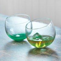 Rocking Tumbler Glasses - Set of 2