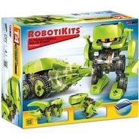 T4 Transforming 4 Solar Robots