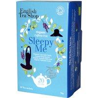 English Tea Shop Organic Sleepy Me Tea - 20 Bags - Sachets