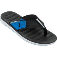 Rider Kids Malaga Thong Fabric Sandal - Navy