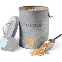 Sophie Conran's Galvanized Bird Food Tin