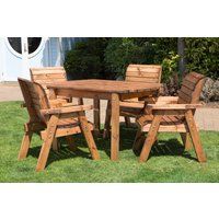 Four Seater Outdoor Table Set