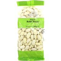 Suma Prepacks Organic Butter Beans 500g