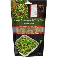 Explore Asian Edamame & Organic Mung Bean Fettuccine Pasta - 200g