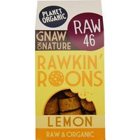 Planet Organic Lemon Raw macaroons 90g