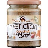 Meridian Coconut & Peanut Butter - 280g