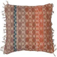 Handmade Wool Weave Cushion Cover - 45cm x 45cm