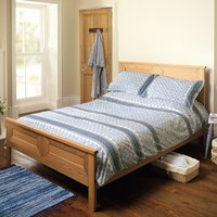 Jaipur Blue Duvet Set - King Size
