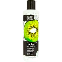 Faith In Nature Brave Botanicals Smooth Shine Shampoo - 250ml