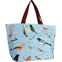 Large Garden Birds Shopper Bag