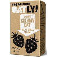 Oatly Dairy Free Cream - 250ml
