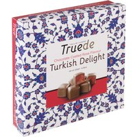 Truede Turkish Delight - Chocolate Coated - 120g