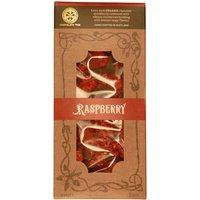 Chocolate Tree Organic Couverture Raspberry Extra Dark Chocolate Bar - 100g
