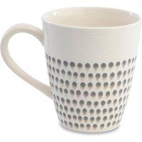 Grey Dew Drop Mug - Tall