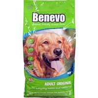 Benevo Vegan Adult Dog Food - Original - 15kg.