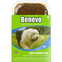 Benevo Grain Free Vegetable Dog Food - 395g.