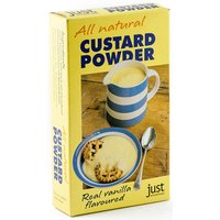 Just Wholefoods Custard Powder - 100g