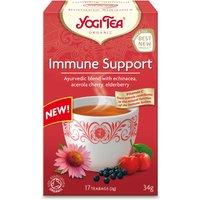 Yogi Ayurvedic Organic Immune Support Blend Tea - 17 bags